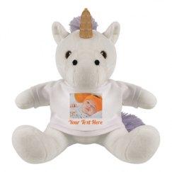 8 Inch Unicorn Stuffed Animal