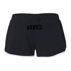 Arnico Apparel Slim Fit Running Shorts