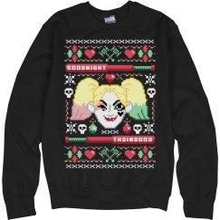 Christmas Harley Quinn