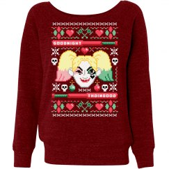 A Very Harley Christmas Sweater