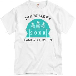 Custom Group Family Vacation