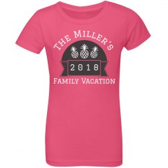 Custom Family Vacation Shirts