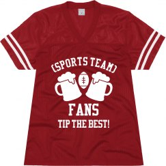Good Tippers Jersey