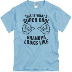 Super cool grandpa