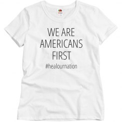 We Are Americans First Election