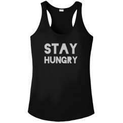 Stay Hungry Fitness Workout