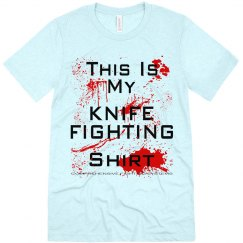 Knife Fighting Shirt