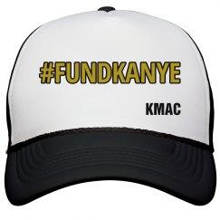 #FUNDKANYE Trucker Hat