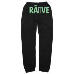 Black Reve Sweatpants