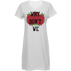 Why Don't We T-shirt dress