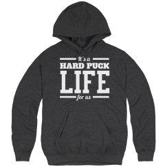 Hard Puck Life Hoodie