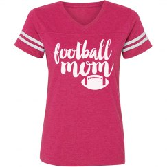 Vintage Football Mom