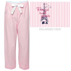 Good Night Paris - Pants