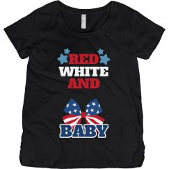 Red White And Baby
