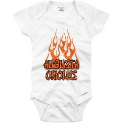 Oriole Flames Infant