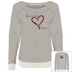 TCAR women's sweater