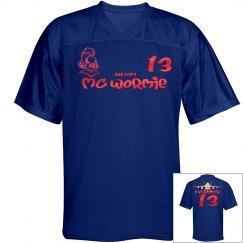 MC Wormie Sports Jersey 1