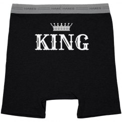 King & Queen Couple Underwear