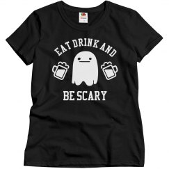 Eat Drink And Be Very Scary