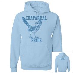 Light Blue Chaparral Alumni Pullover