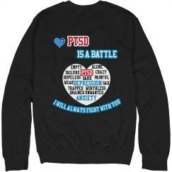 PTSD Sweater