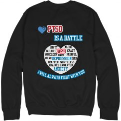 PTSD Sweater