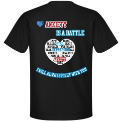 Anxiety Men's Tee