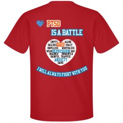 PTSD Men's T-Shirt