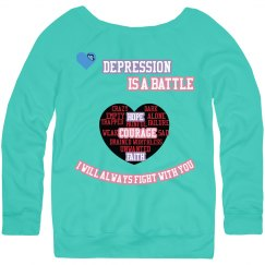 Depression Women's Sweater