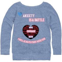 Anxiety Women's Sweater
