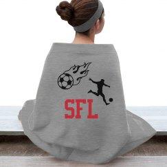 SFL Boys Blanket