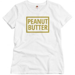 Peanut Butter Costume Shirt