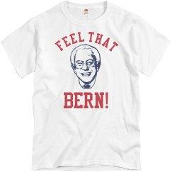 Feel That Bernie Sanders