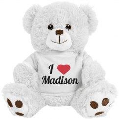 I love Madison