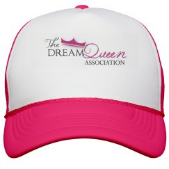DQ Cap pink/white