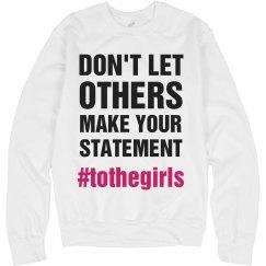 #ToTheGirls Empowerment