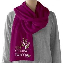 4th Street Farms Scarf