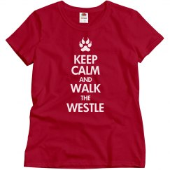 Walk the westle