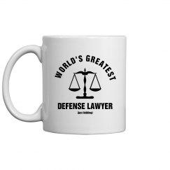 Greatest defense lawyer