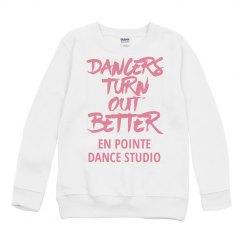 Dancers Turn Out Better Custom Dance Studio
