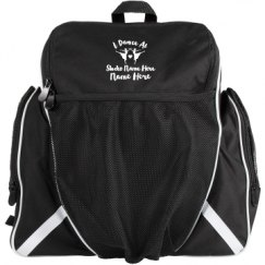 Augusta Tri-Color Ball Backpack