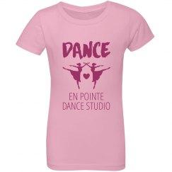 Custom Dancer Add Name