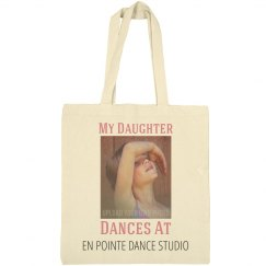 Dance Mom Bag W/Custom Photo