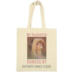 Dance Mom Bag W/Custom Photo