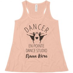 Custom Dance Company With Name