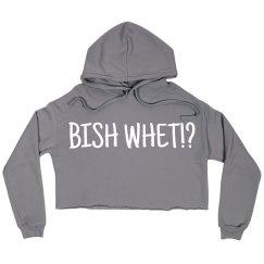 Bish Whet Crop sweater