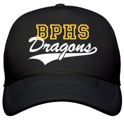 BPHS Dragons Trucker Hat