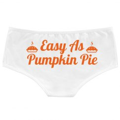 Thanksgiving Underwear