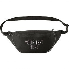 Your Text Custom Fanny Pack
