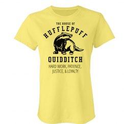 Hufflepuff Quidditch Fan